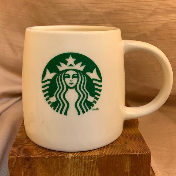 Starbucks collectible coffee/tea mug, stable.